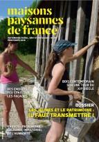 Transmettre le patrimoine: une mission essentielle explorée dans la revue 207