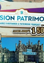 Loto du Patrimoine : à nous de jouer jusqu'au 14 septembre !
